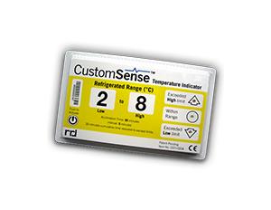 Indicateur de Température électronique CustomSense™