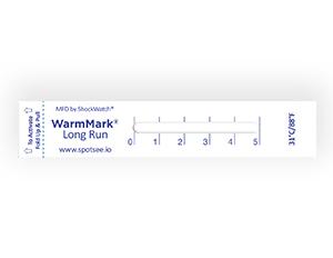 Indicateur de température WarmMark Long Run