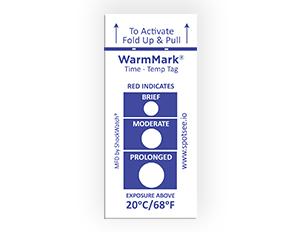 Indicateur de température WarmMark