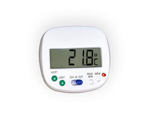 Le thermomètre mini maxi THERMO EASY