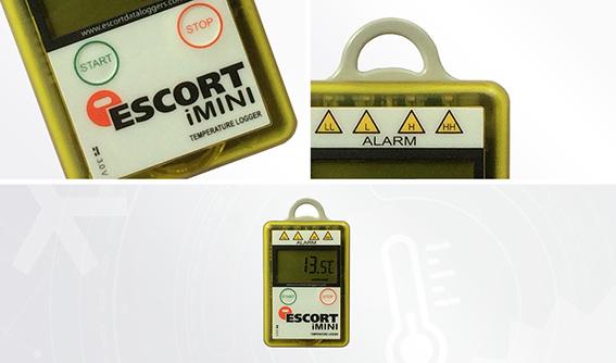 Enregistreur de température iMINI