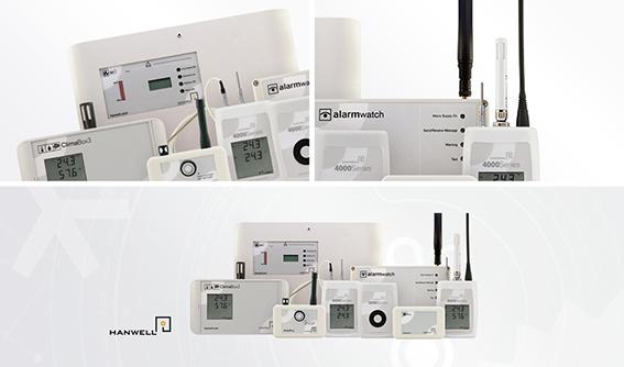 Hanwell Pro : Enregistreurs environnementaux Radio